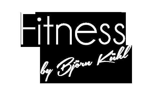 Schriftzug Fitness - Fitness